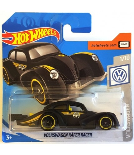 Hot Wheels Volkswagen Kafer Racer Volkswagen 2019 Siyah