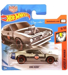 Hot Wheels King Kuda Muscle Mania 2019