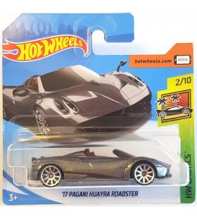 Hot Wheels 17 Pagani Huayra Roadster 2018 Exotics