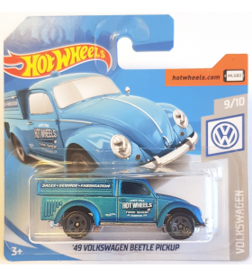 Hot Wheels 49 Volkwagen Beetle Pickup 2019 Mavi