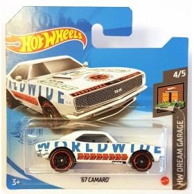 Hot Wheels 67 Camero HW Dream Garage