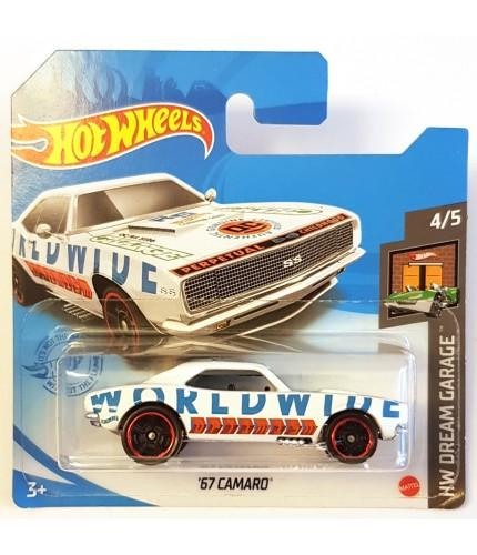 Hot Wheels 67 Camero HW Dream Garage