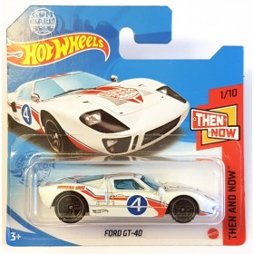 Hot Wheels Ford GT-40 HW Race Day Gulf