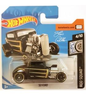 Hot Wheels 32 Ford Rod Squad 2019