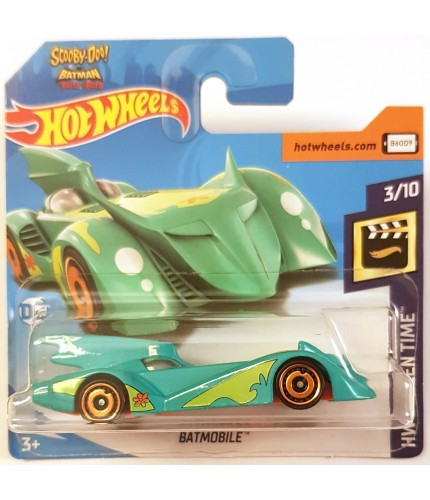 Batmobile Mystery Machine renkleri Screen time