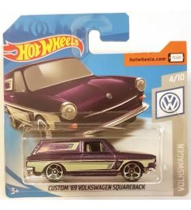 Custom 69 Volkswagen Squareback 2019