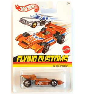 Hot Wheels El Rey Special Flying Customs 2012