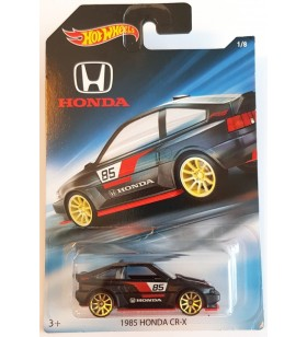 Hot Wheels 1985 Honda CR-X Honda 2017 No1