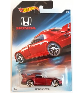 Hot Wheels Honda S2000 Honda 2017 No7