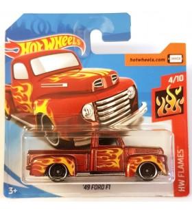 Hotwheels 49 Ford F1 HW Flames 2018