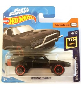 Hotwheels 70 Dodge Charger HW Screen Time 2018