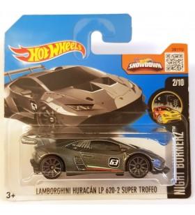 Hot Wheels Lamborghini Huracan Lp 620-2 Nightburners 2016