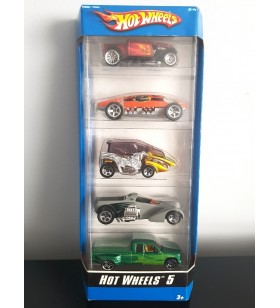 Hot Wheels 5'li Araba Seti Hot Wheels 5 2006