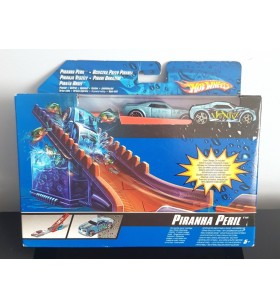 Hot Wheels Piranha Peril Mini Oyun Seti 2006