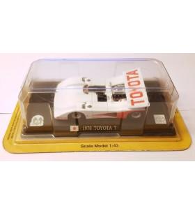 Del Prado 1970 Toyota 7 Scale Model 1:43