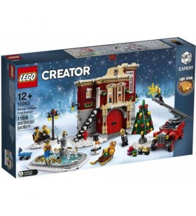 LEGO Creator Expert 10263 Winter Village Fire Station