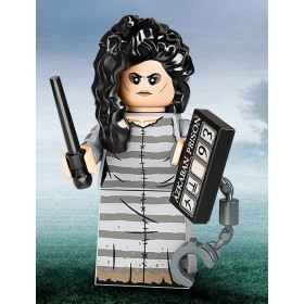 LEGO Harry Potter Seri 2 71028 No:12 Bellatrix Lestrange