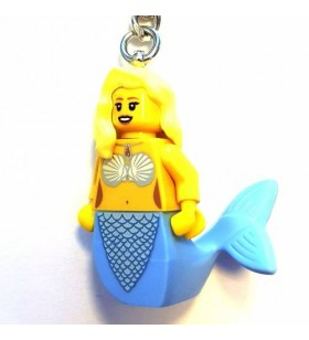 LEGO 851393 Mermaid Keyring