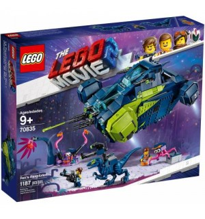 LEGO Movie 2 70835 Rex's Rexplorer!