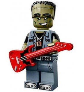 LEGO Monsters 71010 No:12 Monster Rocker Frankenstein