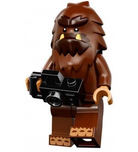 LEGO Monsters 71010 No:15 Squarefoot