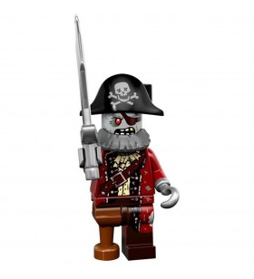 LEGO Monsters 71010 No:2 Zombie Pirate