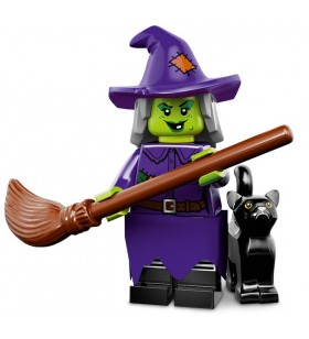 LEGO Monsters 71010 No:4 Wacky Witch