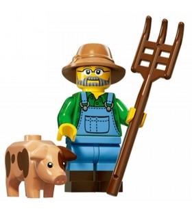 LEGO Seri 15 71011 No:1 Farmer