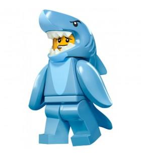 LEGO Seri 15 71011 No:13 Shark Suit Guy