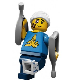LEGO Seri 15 71011 No:4 Clumsy Guy