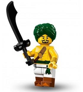 LEGO Seri 16 71013 No:2 Desert Warrior