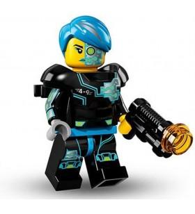 LEGO Seri 16 71013 No:3 Cyborg