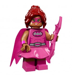 LEGO Batman Movie 71017 No:10 Pink Power Batgirl