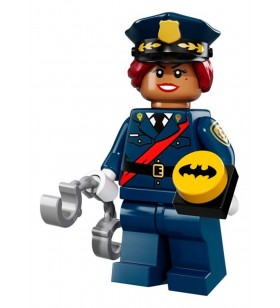 LEGO Batman Movie 71017 No:6 Barbara Gordon