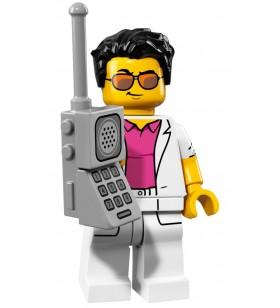 LEGO Seri 17 71018 No:12 Yuppie