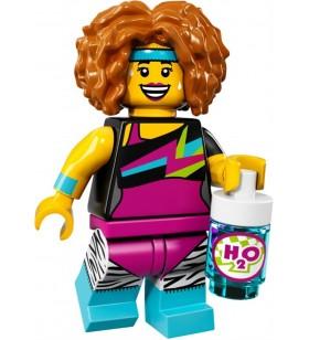 LEGO Seri 17 71018 No:14 Dance Instructor