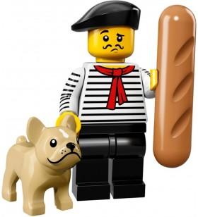 LEGO Seri 17 71018 No:9 Connoisseur