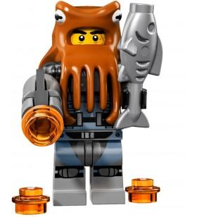 LEGO Ninjago Movie 71019 No:12 Shark Army Octopus