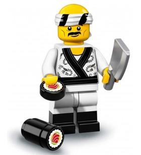 LEGO Ninjago Movie 71019 No:19 Sushi Chef