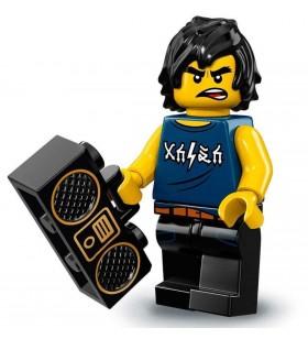 LEGO Ninjago Movie 71019 No:8 Cole