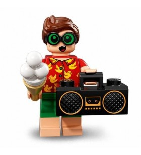 LEGO Batman Movie Seri 2 No:8 71020 Vacation Robin