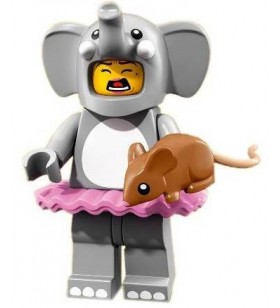 LEGO Party 71021 No 1 Elephant Suit Girl