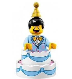 LEGO Party 71021 No:10 Birthday Cake Guy