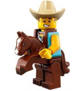 LEGO Party 71021 No:15 Cowboy Suit Guy