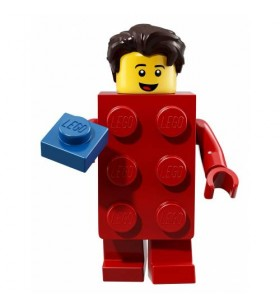 LEGO Party 71021 No:2 Red Brick Suit Guy