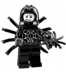 LEGO Party 71021 No:9 Spider Suit Guy
