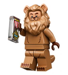 LEGO Movie 2 71023 No:17 Cowardly Lion