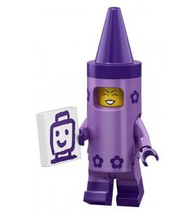 LEGO Movie 2 71023 No:5 Crayon Girl