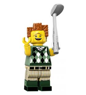 LEGO Movie 2 71023 No:12 Gone Golfin' President Business