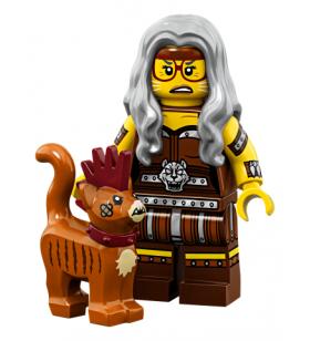 LEGO Movie 2 71023 No:6 Sherry Scratchen-Post & Scarfield